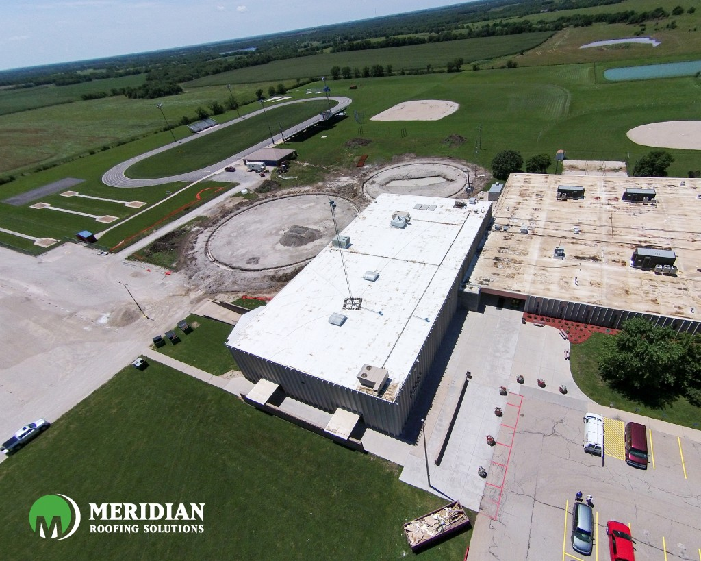 Projects Meridian Roofing Solutions